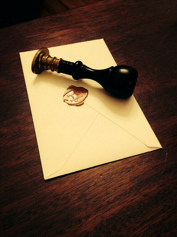 Handwritten.